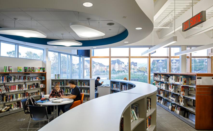 Ottawa Public Library Study Rooms