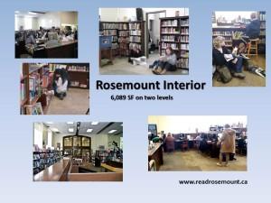 4. Rosemount: interior