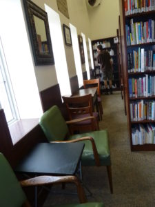 The study area
